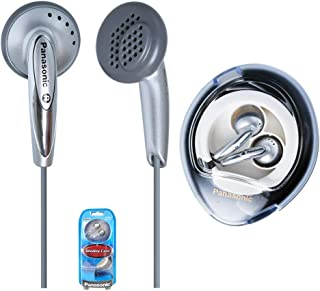 Panasonic RP-HV172-S in-Ear Earbud Stereo/XBS Bass Sound RPHV172 Silver