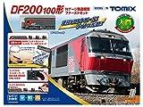 TOMIX DF200 100形 Nゲージ鉄道模型ファーストセット 90095 鉄道模型 入門セット