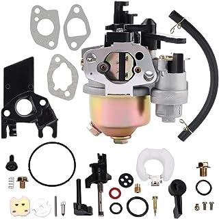 Dalom GX160 Carburetor with Gaskest Carb Rebuild Kit for Honda GX140 GX 160 GX168 GX200 5HP 5.5HP 6.5HP Engine Motor Carby