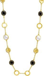 Best black scale indian necklace Reviews