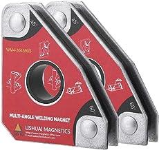 Taille Unique comme sur limage Yzki Support de Serre-Joint magn/étique en V pour Soudure magn/étique et Fixation de Type V