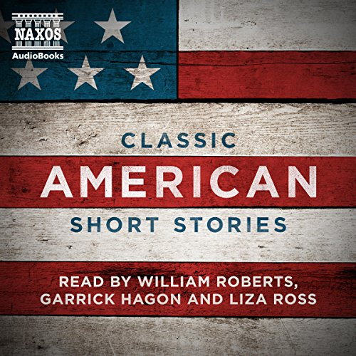 Classic American Short Stories audiobook cover art