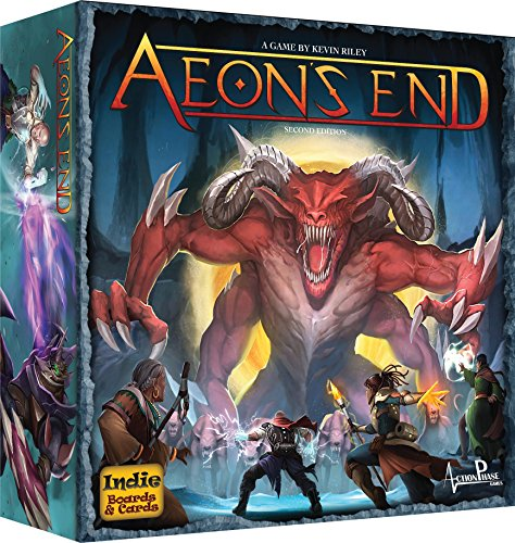 Indie Boards & Cards Aeon's End 2nd Edition