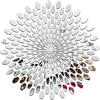 Aiming Espejo Grupo 3D Etiqueta de la Pared de acrílico