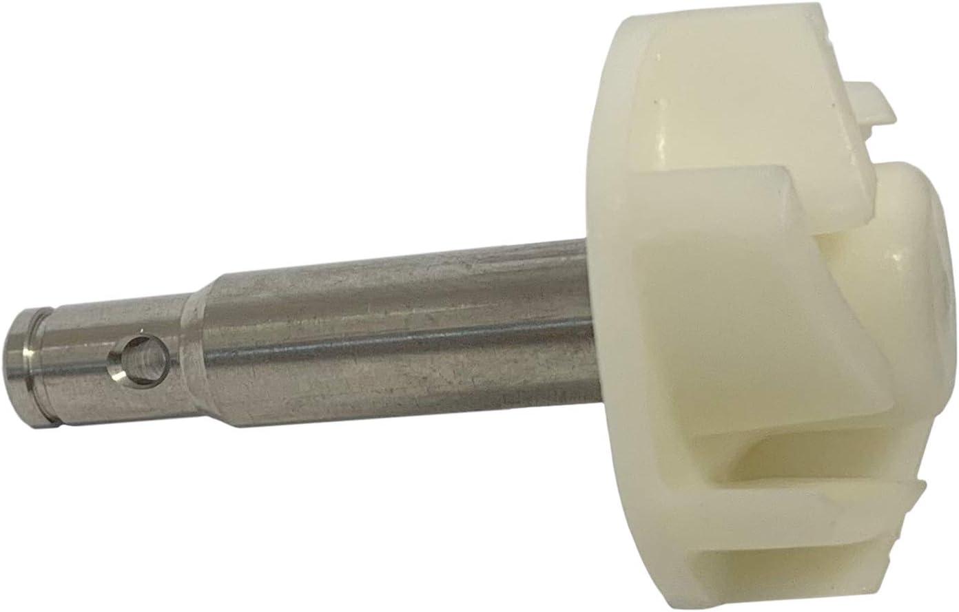 Factory Spec MX-10240B Water Pump 価格 交渉 送料無料 出色 Shaft With 1993-200 Impeller