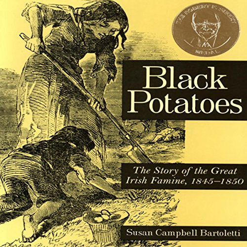 Black Potatoes audiobook cover art