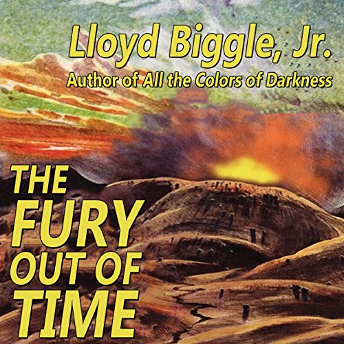 The Fury Out of Time cover art