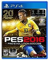 Pro Evolution Soccer 2016 - PlayStation 4 Standard Edition [並行輸入品]