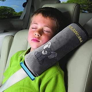seat belt travel pillow pattern