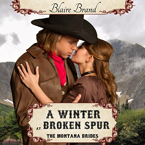 A Winter at Broken Spur cover art