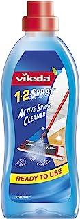 Vileda 1-2 spray produkt, 750 ml 2 szt.