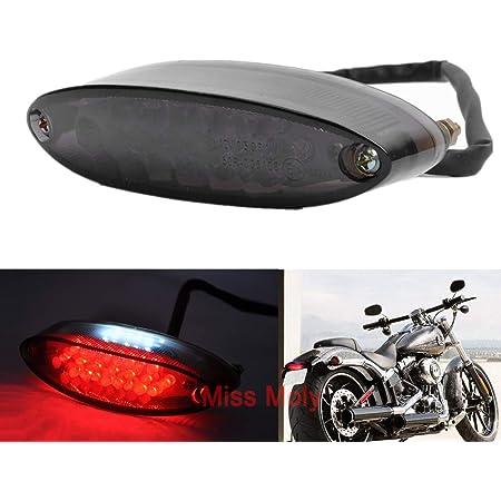 28 Led Motorrad Signal Rücklicht 12v Bremse Halt Laufendes Licht Für Motorräder Quads Dirt Bikes Und Atvs Auto