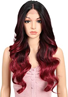 Best black wig with red tips Reviews
