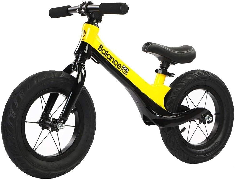 precioso Equilibrio Equilibrio Equilibrio para bicicleta, 3-6 años, años de edad, niñas, Niños, regalo de cumpleaños, Niños deslizantes, bebé, sin pedal, entrenamiento paso a paso, bicicleta, manillar ajustable, asiento acolchado  cómodo