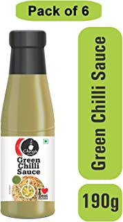 Best green chilli sauce bottle Reviews