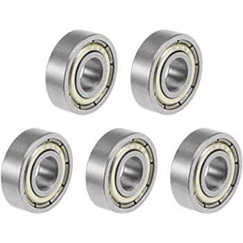 628 RS Bearing 8 x 24 x 8 mm Sealed VXB Metric Bearings