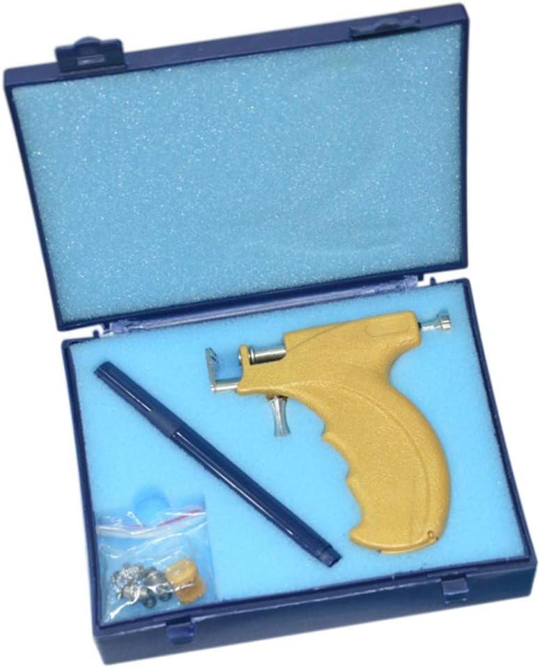 1 Set Piercing Gun Kit Professional Direct Fresno Mall sale of manufacturer Stainless Ear Pie Body Steel