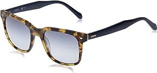 Fossil - Sonnenbrille FOS 2056/S Gafas de sol, Multicolor (Mehrfarbig), 53 para Hombre