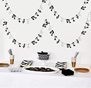 Swell Amazon Com Music Decorations Party Supplies Toys Games Interior Design Ideas Ghosoteloinfo