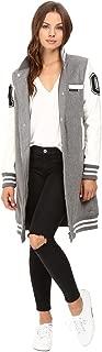 Members Only Women's Varsity Long Jacket