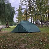 Tent HDS Armée Verte CZX-298 Hornet Nemo Ultralight Backpacking Nemo 2P, Nemo 2 Personne de Camping Lingweight Customize