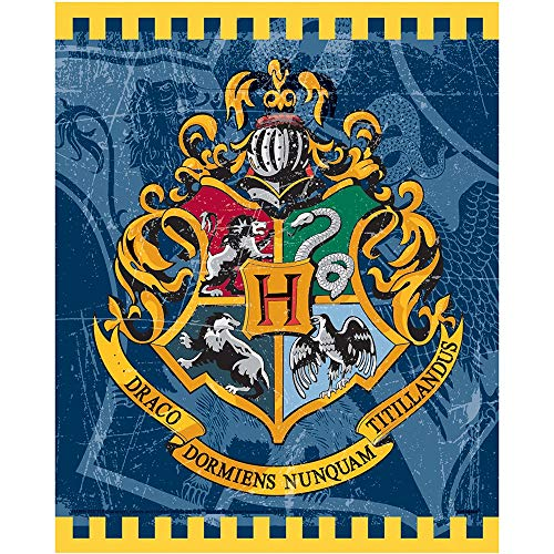 Unique Party 59113 Bolsas Regalo Harry Potter Paquete
