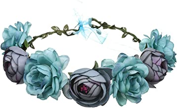 Best grey flower crown Reviews
