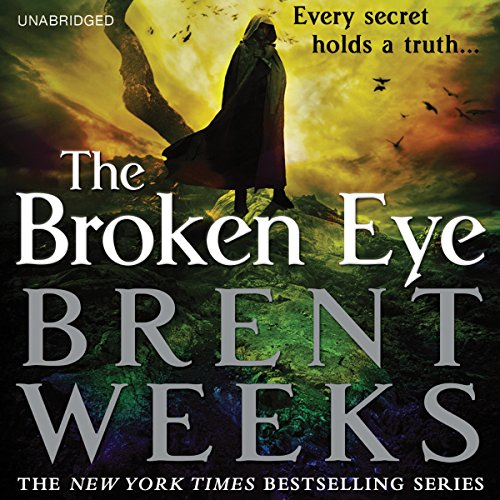The Broken Eye audiobook cover art