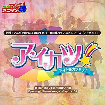 Netsuretsu! Anison Spirits the Best -Cover Music Selection- TV Anime series ''Aikatsu!''