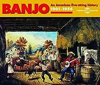 American Five String Banjo 190