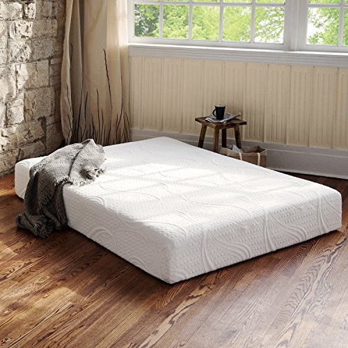 Night Therapy Memory Foam 8 Inch Therapeutic Comfort Mattress, Twin