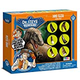Geoworld Dr. Steve Hunters - Dino Teeth Replica Collection - 6 Pieces -Scientific Educational Toy (CL1764K)