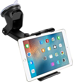 Car Dashboard Windshield Tablet Mount, 7