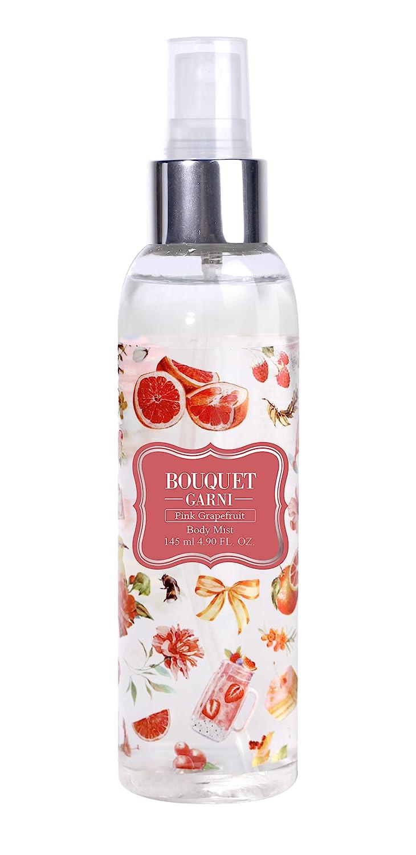 BOUQUET Sales for sale GARNI 2021 Body Pink Grapefruit - Lasting Long Vitamin E Deep
