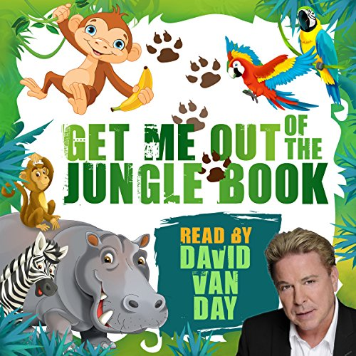 Get Me Out of the Jungle Book audiobook cover art