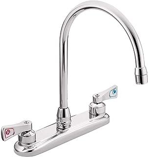 Moen 8287 Commercial M-Dura Kitchen Faucet 2.2 gpm, Chrome