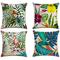 4-Pack Lqrly Throw Pillow Covers