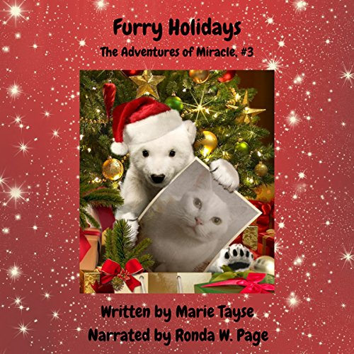 Furry Holidays audiobook cover art