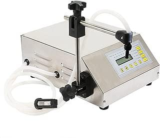 VEVOR Automatic Digital Liquid Filling Filler Digital Control Pump Drink Water Liquid Filling Machine Automatic Bottle Filler (2-3500ml)