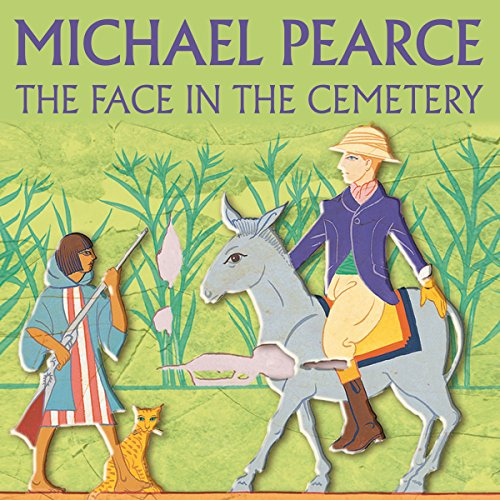 The Face in the Cemetery cover art