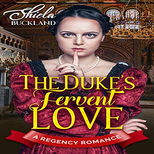 The Duke's Fervent Love cover art