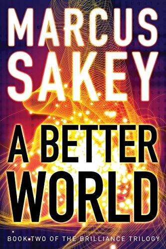 A Better World by Sakey, Marcus ebook deal