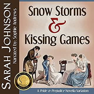 Snow Storms & Kissing Games cover art