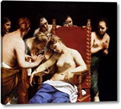 The Death of Cleopatra by Guido Cagnacci - 19