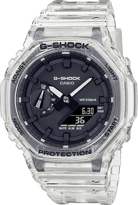 Orologio g-shock casio digitale ga-2100ske-7aer