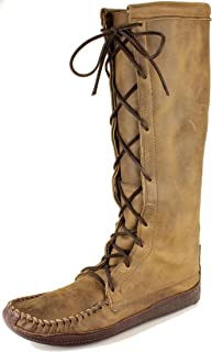 Itasca Moccasin Men's Nokasippi ''Oil Bronze'' Moccasin Boot
