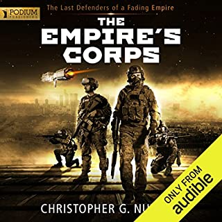 The Empire's Corps                   By:                                                                                                                                 Christopher G. Nuttall                               Narrated by:                                                                                                                                 Jeffrey Kafer                      Length: 15 hrs and 32 mins     2,043 ratings     Overall 4.3