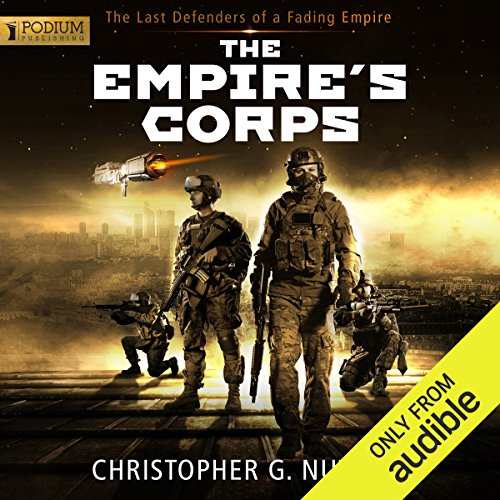 The Empire's Corps audiobook cover art