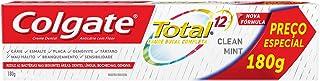 Creme Dental Colgate Total 12 Clean Mint 180g