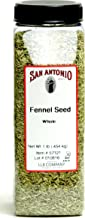 1 Pound Premium Whole Fennel Seed Spice (16 Ounce Seeds)